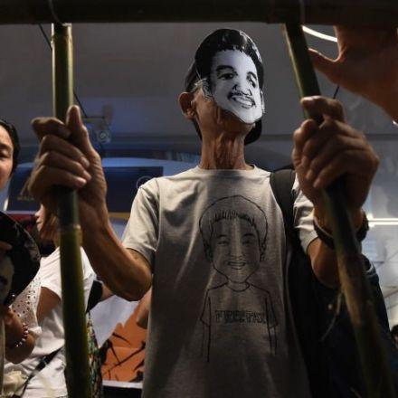 Thai Activist Dealt 2.5 Years in Prison for Facebook Post