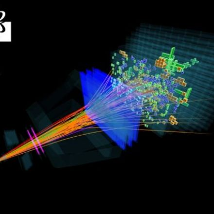 Large Hadron Collider discovers five hidden subatomic particles