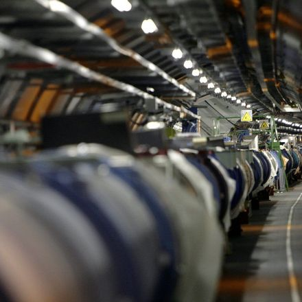 £720m Large Hadron Collider upgrade 'could upend particle physics'