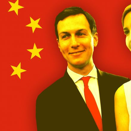 The Chinese Are About to Take Jared Kushner and Ivanka Trump to the Cleaners
