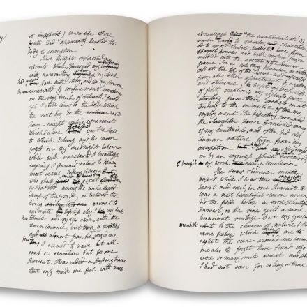 'Frankenstein' Manuscript Shows the Evolution of Mary Shelley's Monster