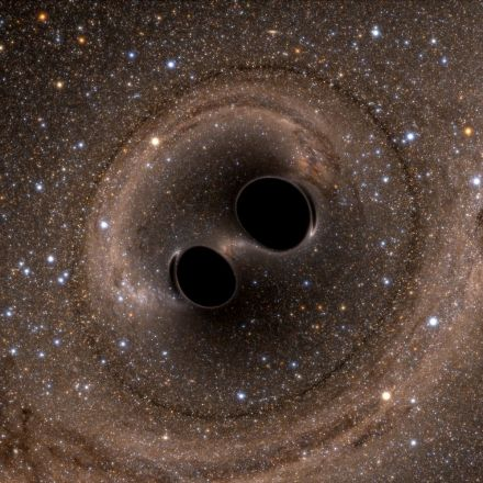 A double whammy of gravitational waves sparks a burst of black hole speculation