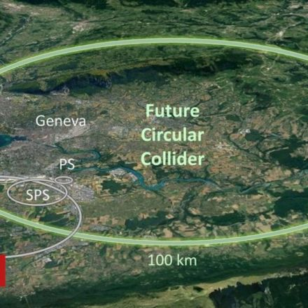 Cern plans for even larger hadron collider