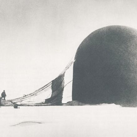 The Disastrous North Pole Balloon Mission of 1897