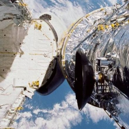 NASA Fixes Broken Hubble Telescope By Turning It Off And On Again