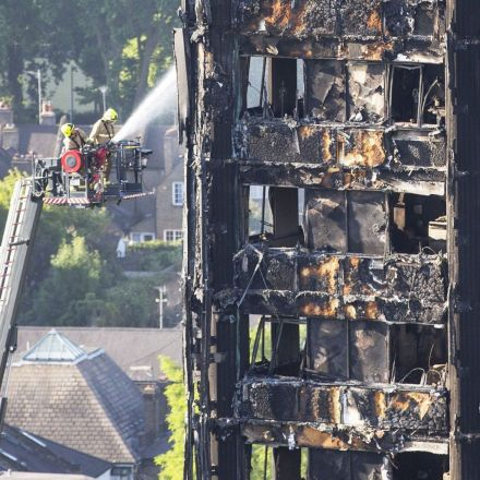 30 people confirmed dead in Grenfell disaster