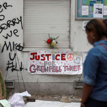 Grenfell residents are still having rent taken out of their accounts