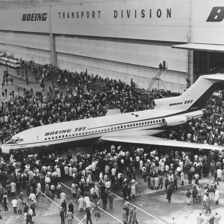 The first Boeing 727 ever made will soon take its last flight
