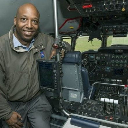 This NASA engineer from Alabama is a good man to see on your flight