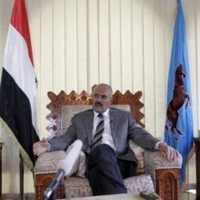 Yemen ex-president amassed up to $60 billion, colluded with rebels