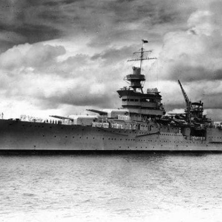 Billionaire Paul Allen Finds Lost World War II Cruiser USS Indianapolis in Philippine Sea
