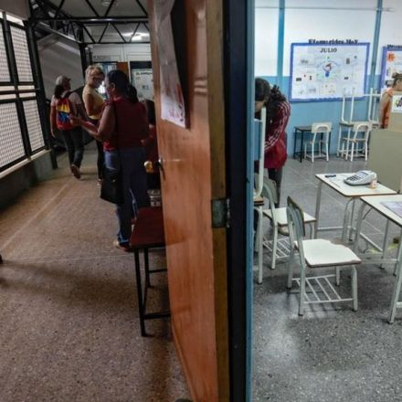 Venezuelan officials killed as voting starts
