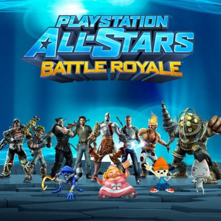 [NA] Amazon - Playstation All-Stars Battle Royale (PS Vita, Physical) for $8.85 with Prime!