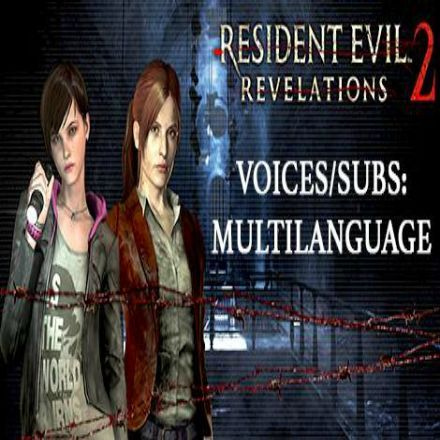 "The Physical Asian Version of ""Resident Evil: Revelations 2"" (PS Vita) Will Have English Text"