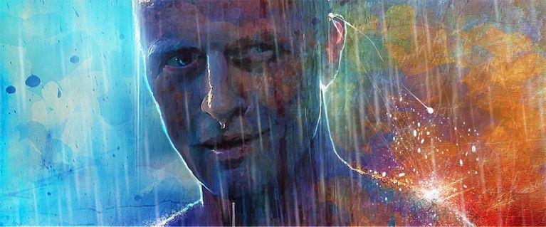 Roy Batty by Daniel Murray