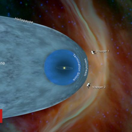 Voyager 2 probe 'leaves Solar System'