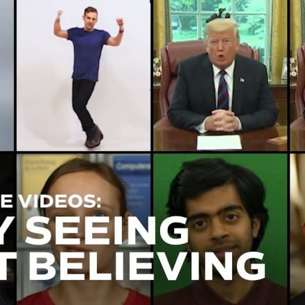 Deepfake Videos Are Getting Real and That's a Problem