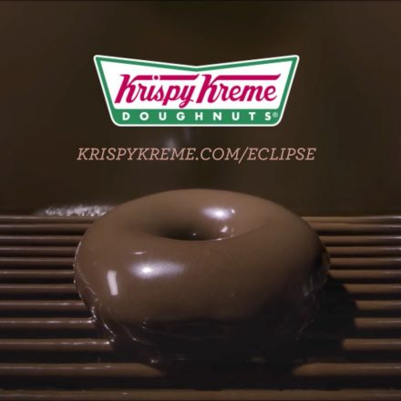 Krispy Kreme is adding a chocolate version of its famous glazed doughnut to the menu — but there's a catch
