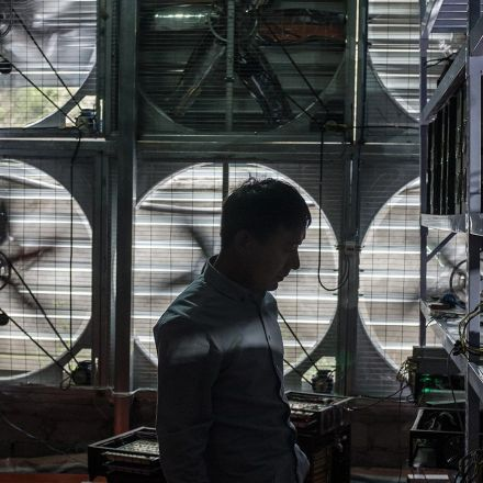 Photos: Life inside of China's massive and remote bitcoin mines
