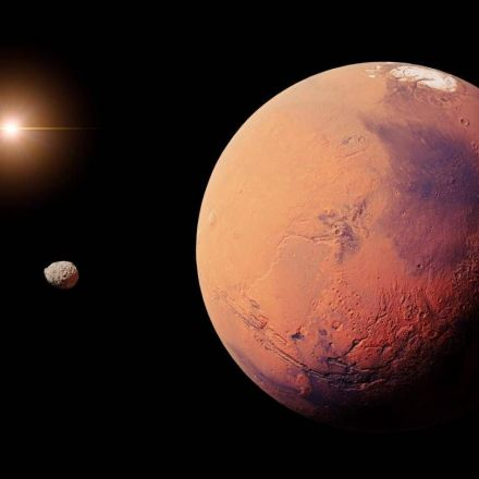 NASA will give $1m to whoever can turn Mars CO2 into sugar