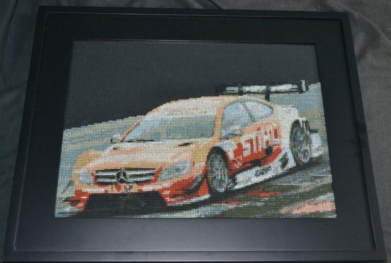 Robert Wickens custom piece