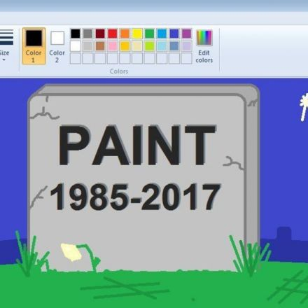 Microsoft signals end of Paint program