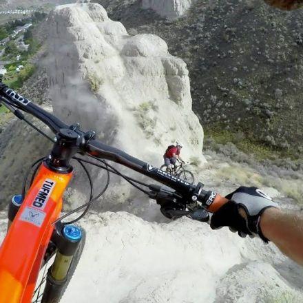 Richie Schley Demolishes The Iconic Devil's Peak