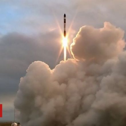 The start-ups launching in space