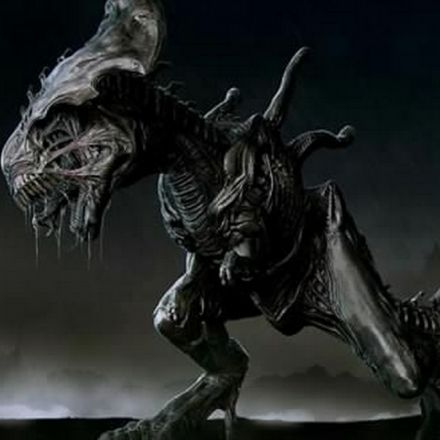 The Xenomorph Rex Would Be the Most Terrifying Dinosaur Ever