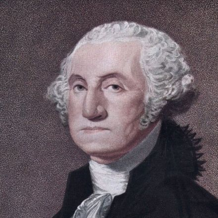 George Washington's hair discovered in book