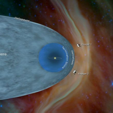 After 41 years, NASA's Voyager 2 probe enters interstellar space