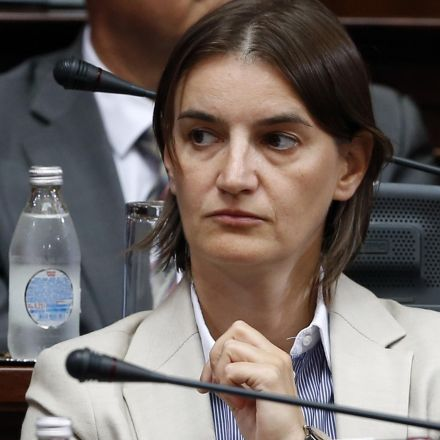 Serbia names its first openly gay prime minister