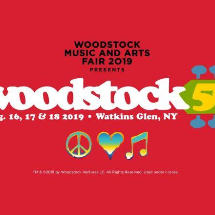 Woodstock Organizers Cancel 50th Anniversary Festival