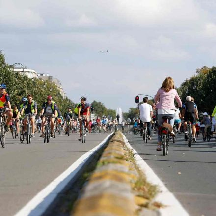 Paris is banning traffic from half the city. Why can't London have a car-free day?