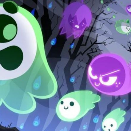 For Halloween, Google scares up its first multiplayer Doodle game