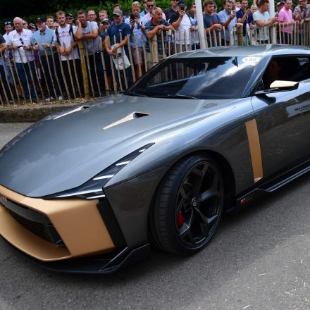 Nissan Says Next GT-R Will Be the 'Fastest Super Sports Car in the World'