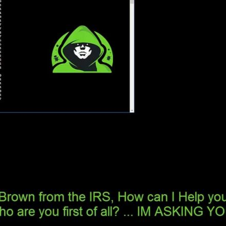 Revenge on a IRS Phone Scamming Company