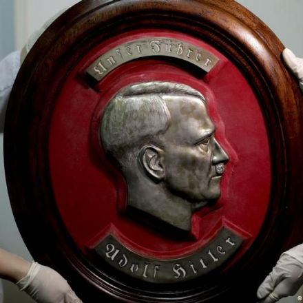 Large collection of Nazi artifacts discovered in Argentina