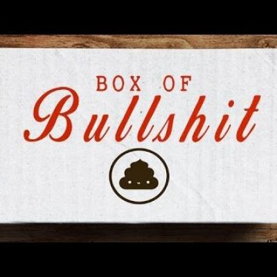 My Box of Bullsh*t Came!