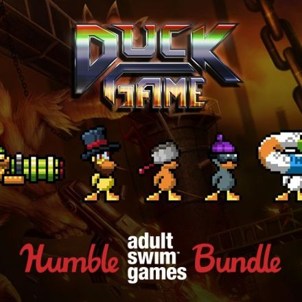Humble Adult Swim Games Bundle