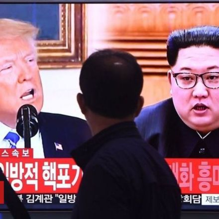 North Korea willing to talk 'at any time'