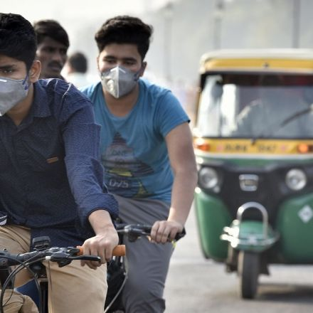 What It's Like To Breathe Some Of The Most Polluted Air In The World