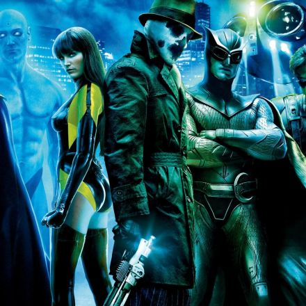 'Watchmen' TV Series Officially Moving Forward at HBO