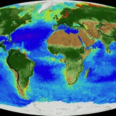 NASA Satellites Watch Earth 'Breathe' in Awesome Time-Lapse Video