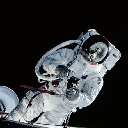 Unseen photos of NASA's Apollo space missions
