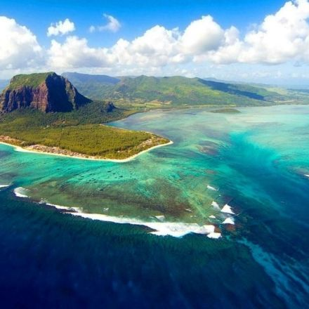 'Lost continent' found under Mauritius