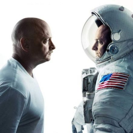 How does space change the human body?
