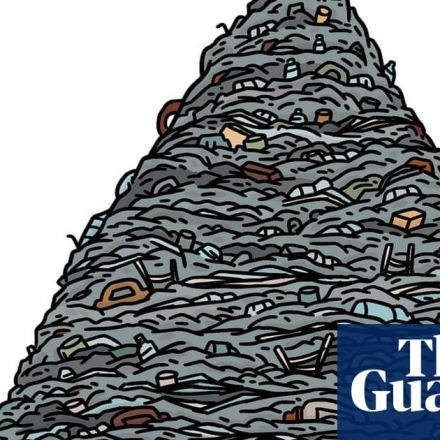 Humans have made 8.3bn tons of plastic since 1950. This is the illustrated story of where it's gone