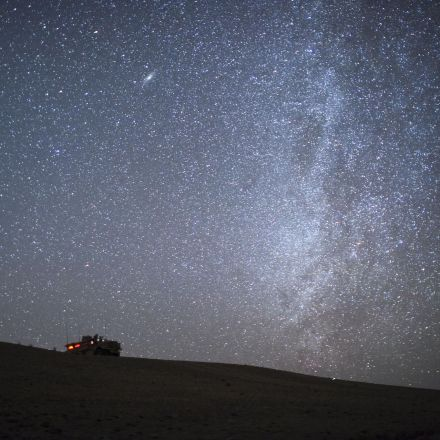 Repeated signals coming to Earth from another galaxy, scientists say