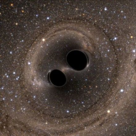 Largest collision of black holes ever detected by scientists